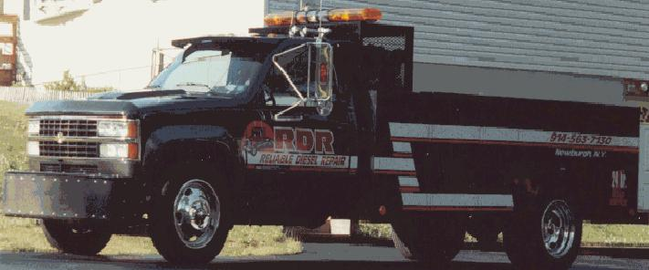 1993 Chevy HD3500 Service Truck